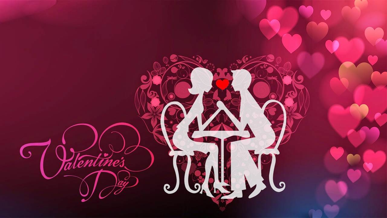 Happy Valentines Day 2018 HD Wallpaper Images Free Download