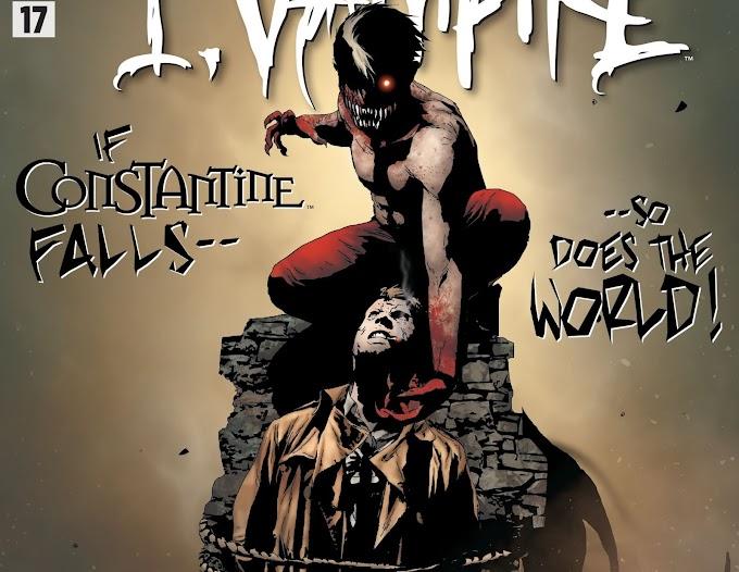 Crítica de Yo, vampiro: un fiasco vampírico