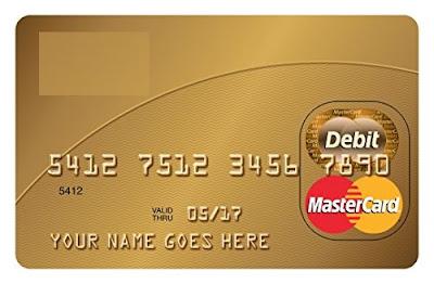 virtual debit card for eBay bill pay