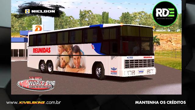 DIPLOMATA 380 - VIAÇÃO REUNIDAS