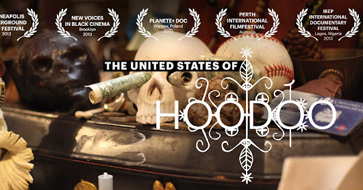 United States of Hoodoo Screening and Q&A with Darius James at Leaping Laughter Lodge Tonight!