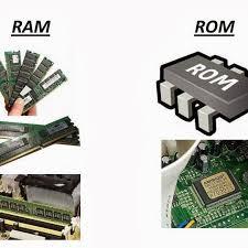 الفرق بين ذاكرة الرام وذاكرة الروم و أنواع ذاكرة الروم