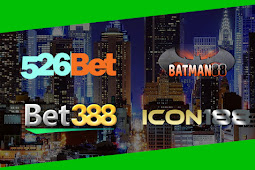Link Alternatif Bet388 526Bet ICON188 Batman88 Terpercaya