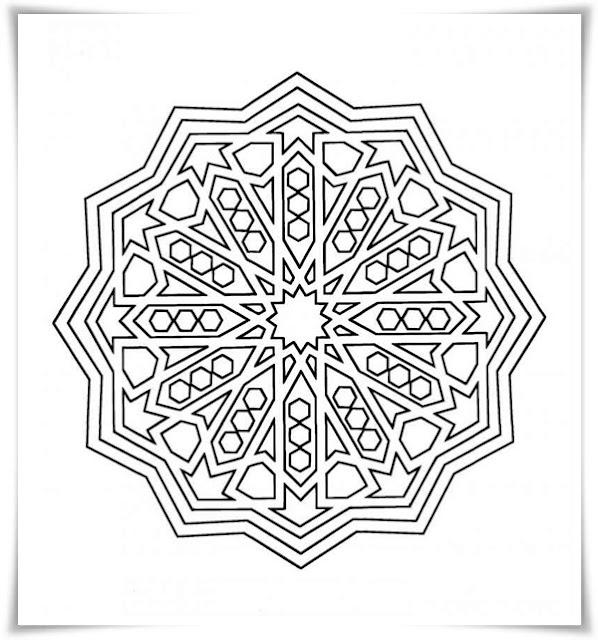 ausmalbilder zum ausdrucken ausmalbilder mandala
