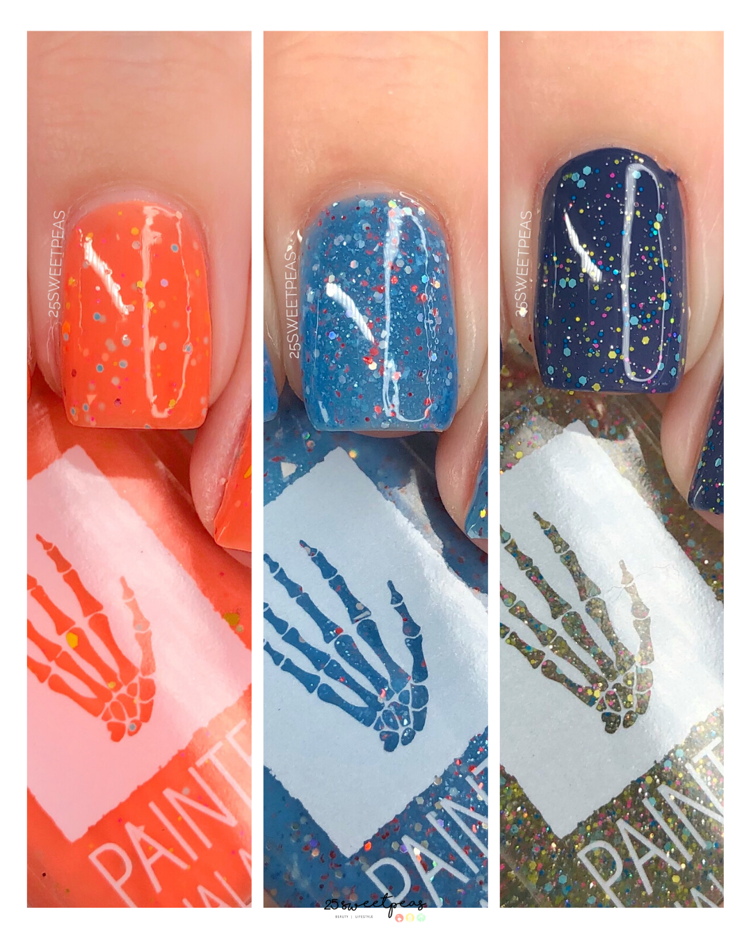 Painted Phalanges Celebrate Collection