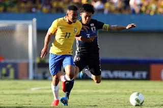 مشاهدة مباراة منتخب البرازيل واليابان بث مباشر اليوم 10-11-2017 مباراة ودية استعدادات كأس العالم روسيا ٢٠١٨