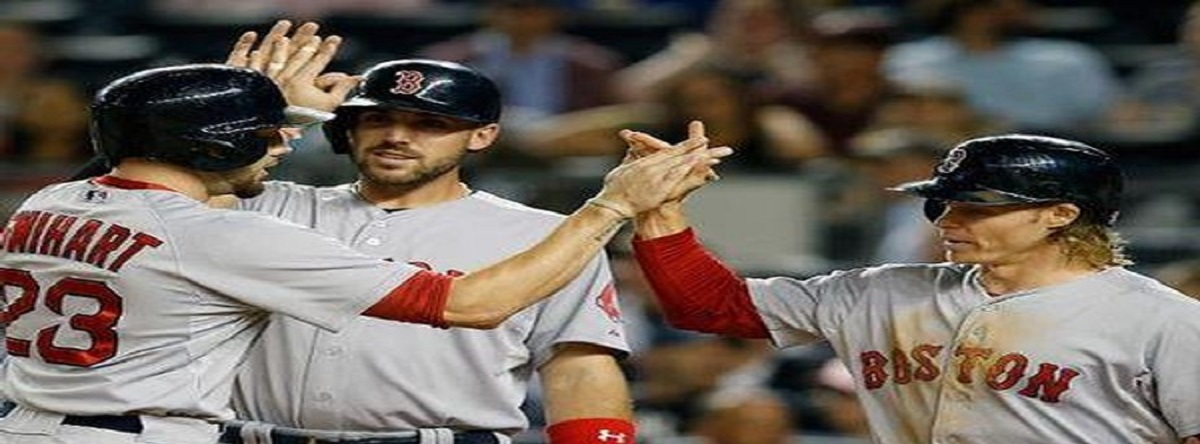 Boston vence a los Yanquis