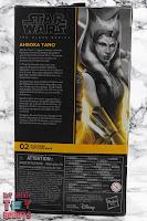 Star Wars Black Series Ahsoka Tano (Clone Wars) Box 03