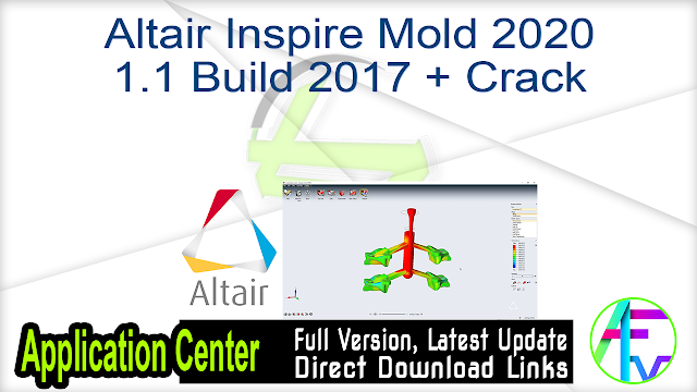 Altair Inspire Mold 2020.1.1 Build 2017 + Crack