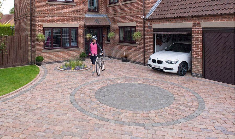 Great Driveways CanEnhance Looks Of Your House