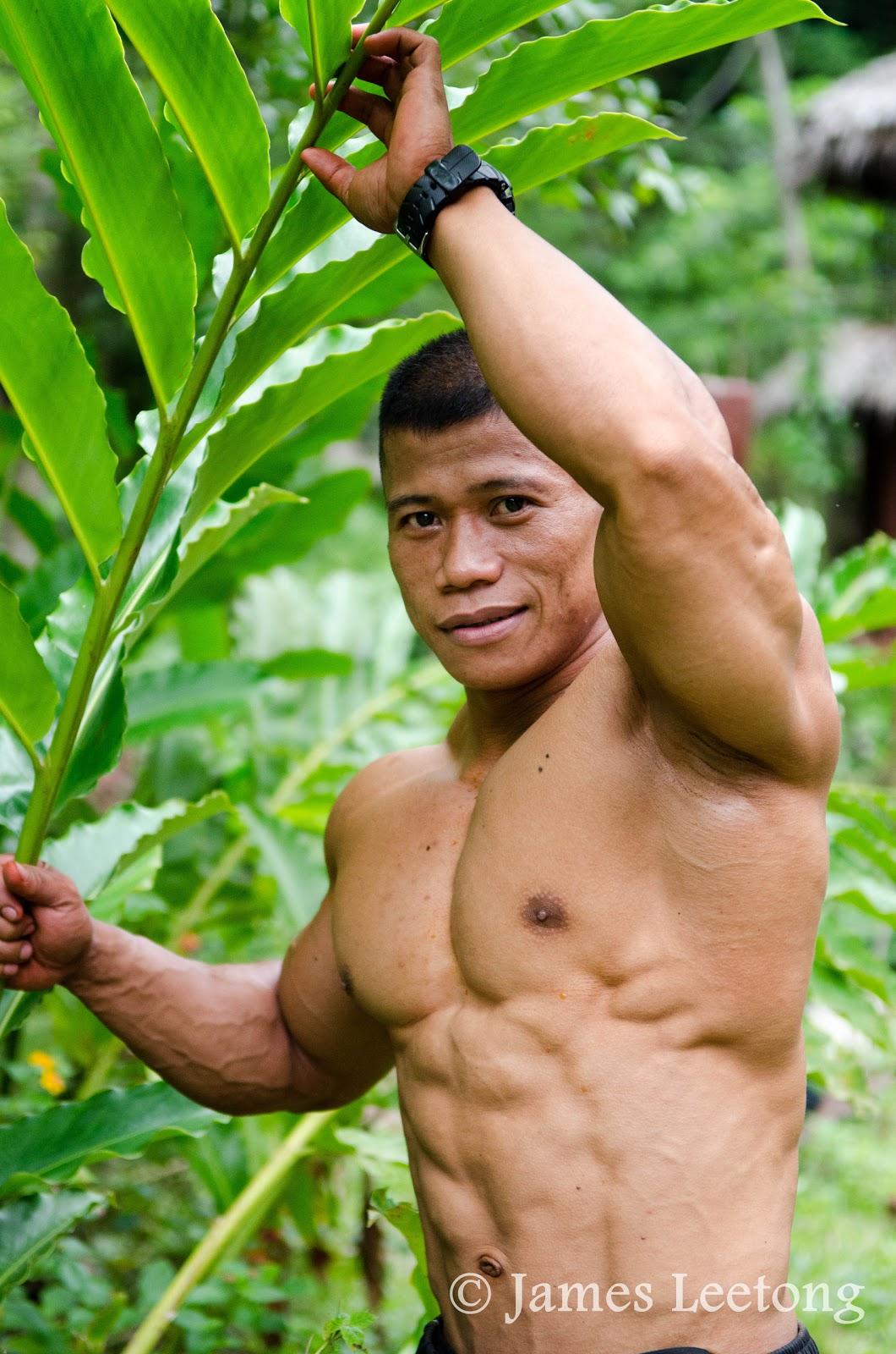 For nude filipino bodybuilder was
