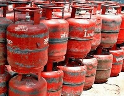 घरेलू गैस की कीमतों में हुआ इजाफा, आम आदमी की जेब पर 145 रूपए बढ़ा भार