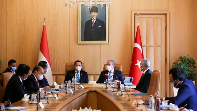Indonesia Minta Bantuan Turki Membantu Pemulihan Ekonomi