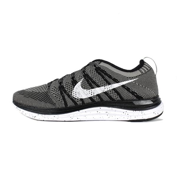 buy popular 70eed 0dda9 Nike Women s Flyknit Lunar One+. Black   White   Light Charcoal. 554888-010