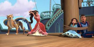 aventuras de la princesa elena de avalor