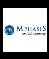 MphasiS Off Campus for Freshers - On 7th June 2016