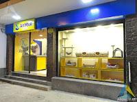 projeto arquitetura fachada letreiro vitrine iluminação check-out loja pet shop Ar Mar