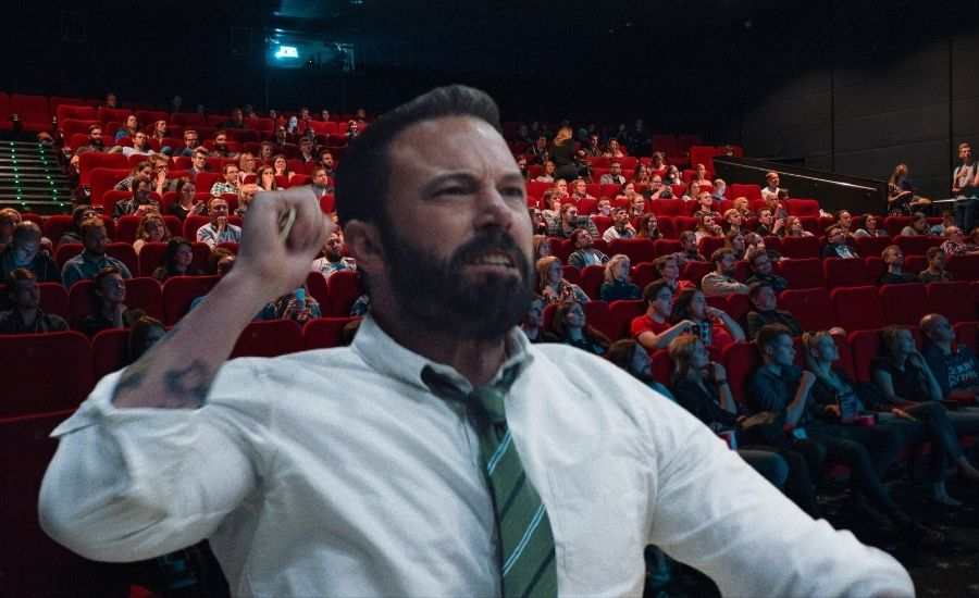 Ben Affleck acredita que a maioria dos filmes de orçamento médio sairá dos cinemas após a pandemia