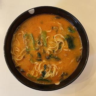 冷凍食品,坦々麺
