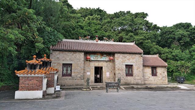 茶果嶺天后廟