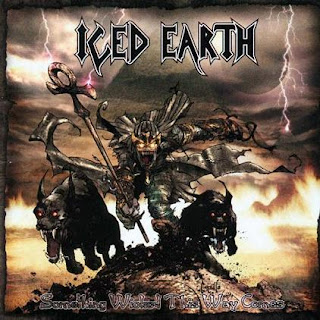 "Ο δίσκος των Iced Earth ""Something Wicked This Way Comes"""