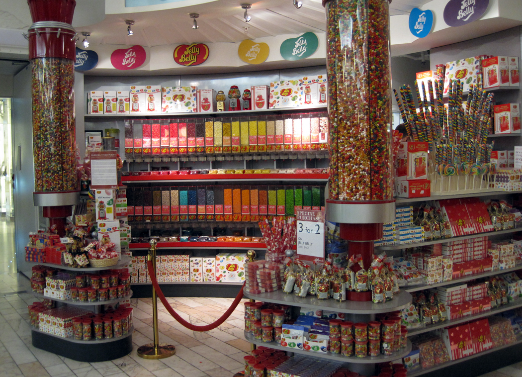 Harrods Food Hall Candy