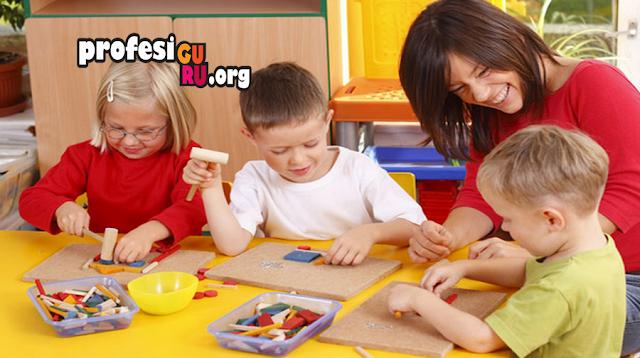 Pendidikan Karakter Anak Sekolah