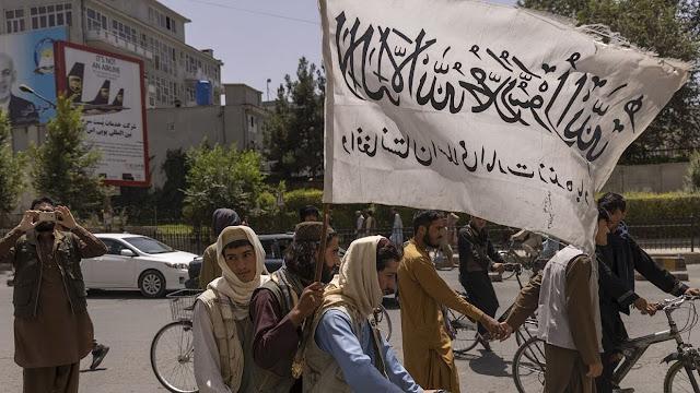 Bendera Afghanistan Diganti, Bendera Lama Kini jadi Simbol Pembangkangan