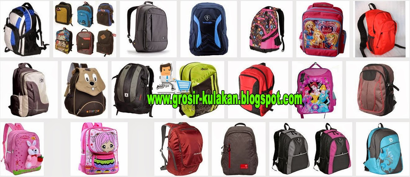 Alamat Pusat Grosir 2019  Hasil penelusuran untuk Grosir Tas Sekolah ... bb2a394322