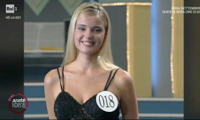Christiane Filangeri 1997 miss Italia