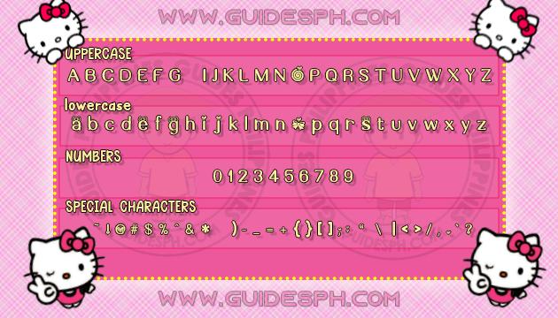 Mobile Font: Sober Font TTF, ITZ, and APK Format