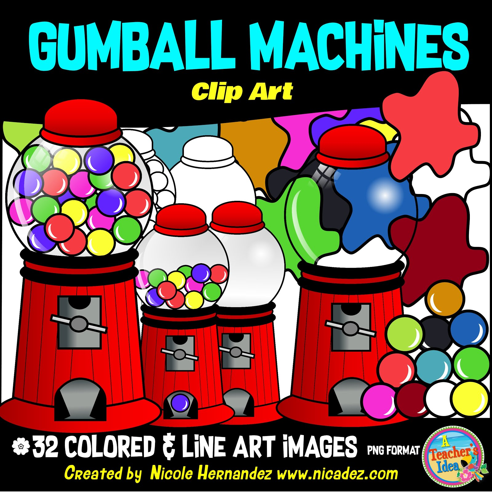 Great Clip Art sets now available!