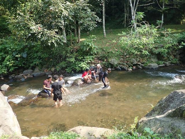 camping di tanakita riverside