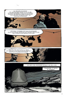 Titan Snowpiercer The prequel Part 2 Apocalypse Graphic Novel Preview Pages