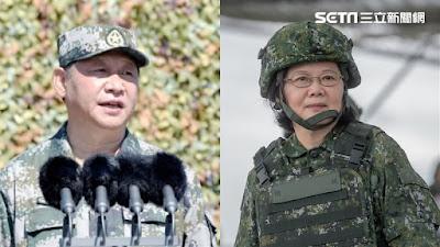 Nhan Thuần Câu - Ba khả năng ĐCSTQ tấn công vũ trang vào Đài Loan
