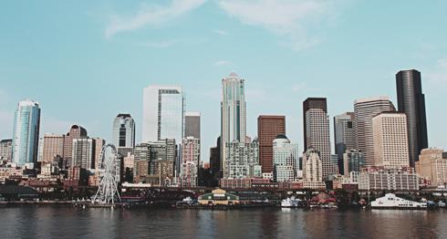 Seattle Bainbridge Island Ferry