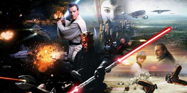 'Star Wars. Episodio I: La amenaza fantasma'
