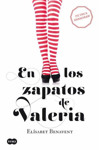 Saga Valeria, novelas que enganchan