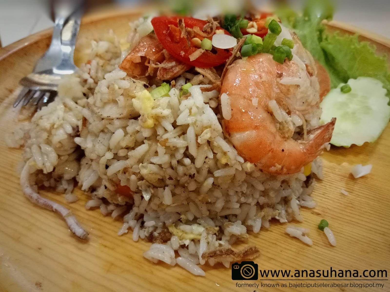 Kafe Restu Resipi, Kafe Wajib Singgah di Kenanga Wholesale City