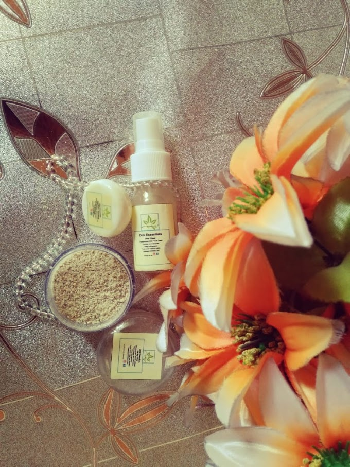 Review of Desi Essentials/Organic Products
