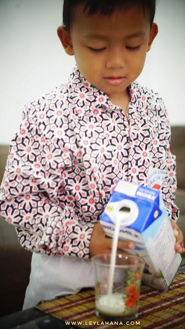 Susu Anak, Indomilk UHT 1L