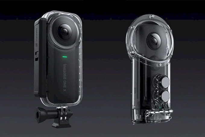 Sorteio: Câmera de ação Insta360 ONE X