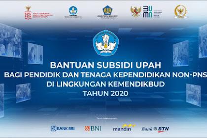 Data Penerima Bantuan Subsidi Upah (BSU) Kemdikbud, Ayo Cek Nama Anda Sekarang!
