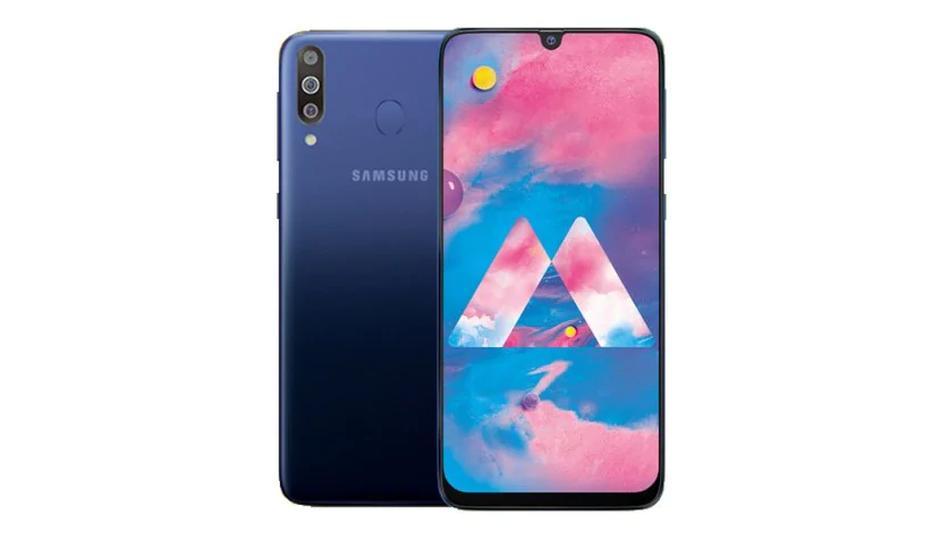 Harga dan Spesifikasi Samsung Galaxy M30 RAM 4GB ROM 64GB Terbaru di Indonesia