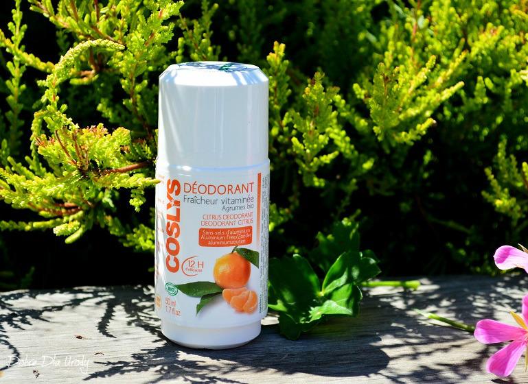 Dezodoranty Coslys Cytrusowy - Witaminowa Świeżość