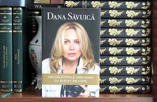 Din calatoriile unei femei cu suflet de copil, de Dana Savuica. Recenzie