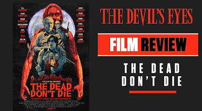dead don't die movie review