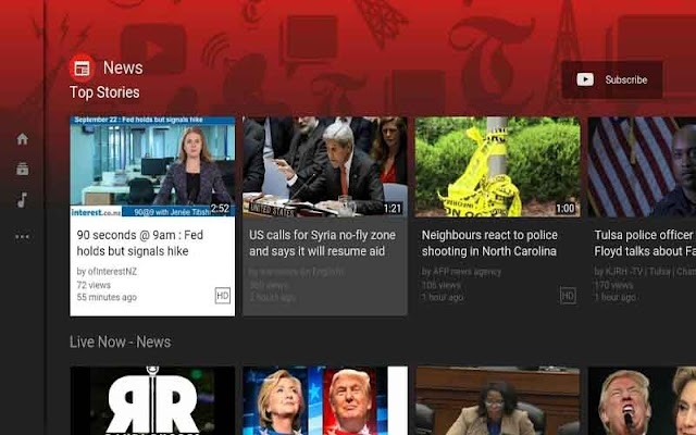 Smart YouTube TV – Không quảng cáo! (Android TV) v6.17.21