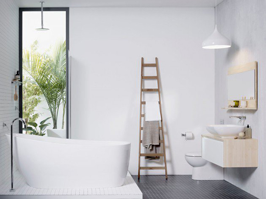 Desain interior rumah dengan trend scandinavia
