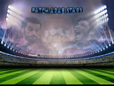 PES 6 Patch Arab Stars 2017
